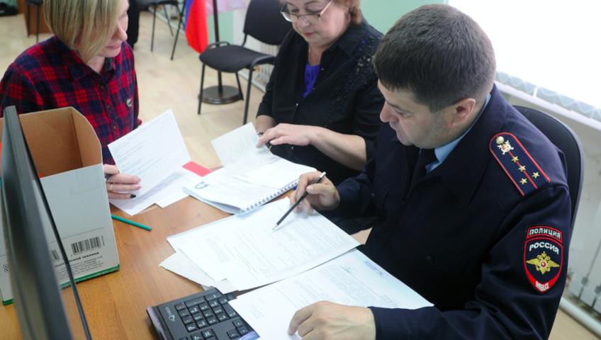 Тема видео №66: Регистрация автомобиля в ГИБДД Солнцево